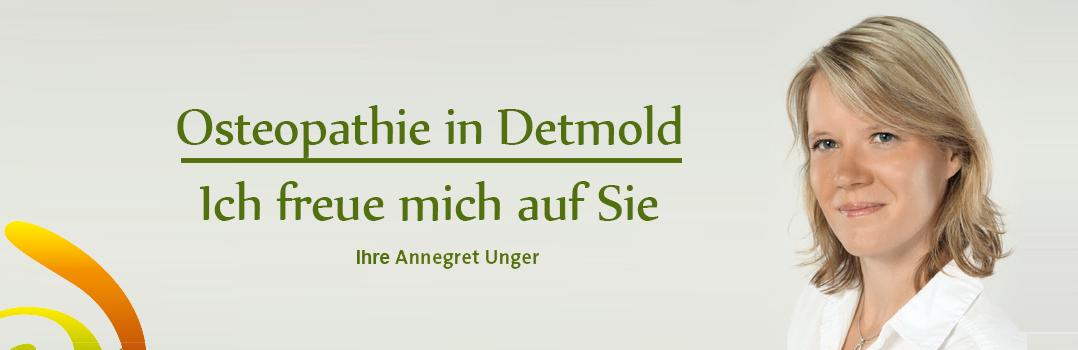 Osteopathie Annegret Unger